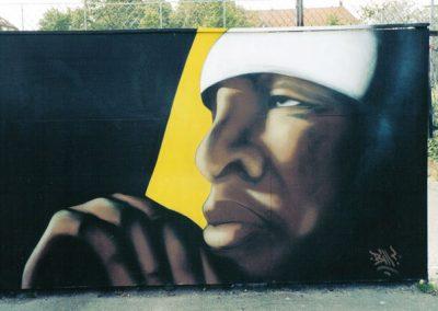 graffiti figur
