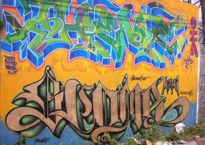 Graffiti kunst miami