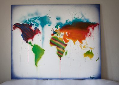 graffiti-maleri-worldmap