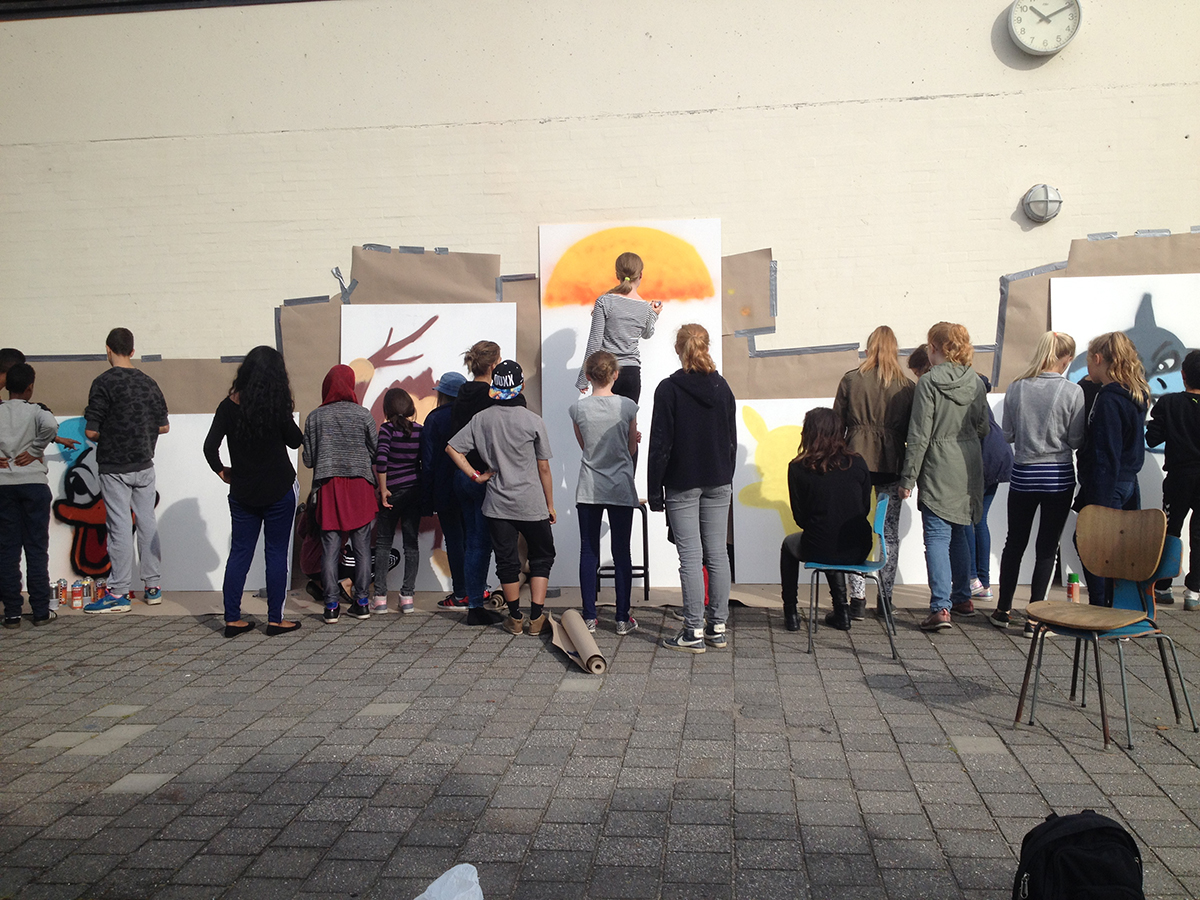 graffiti workshop bagsvaerd 1