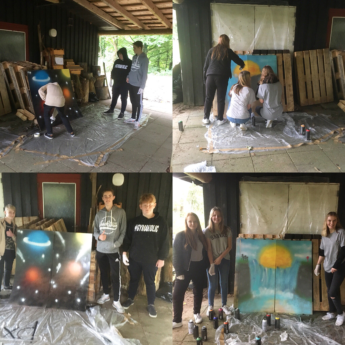 graffiti workshop jylland