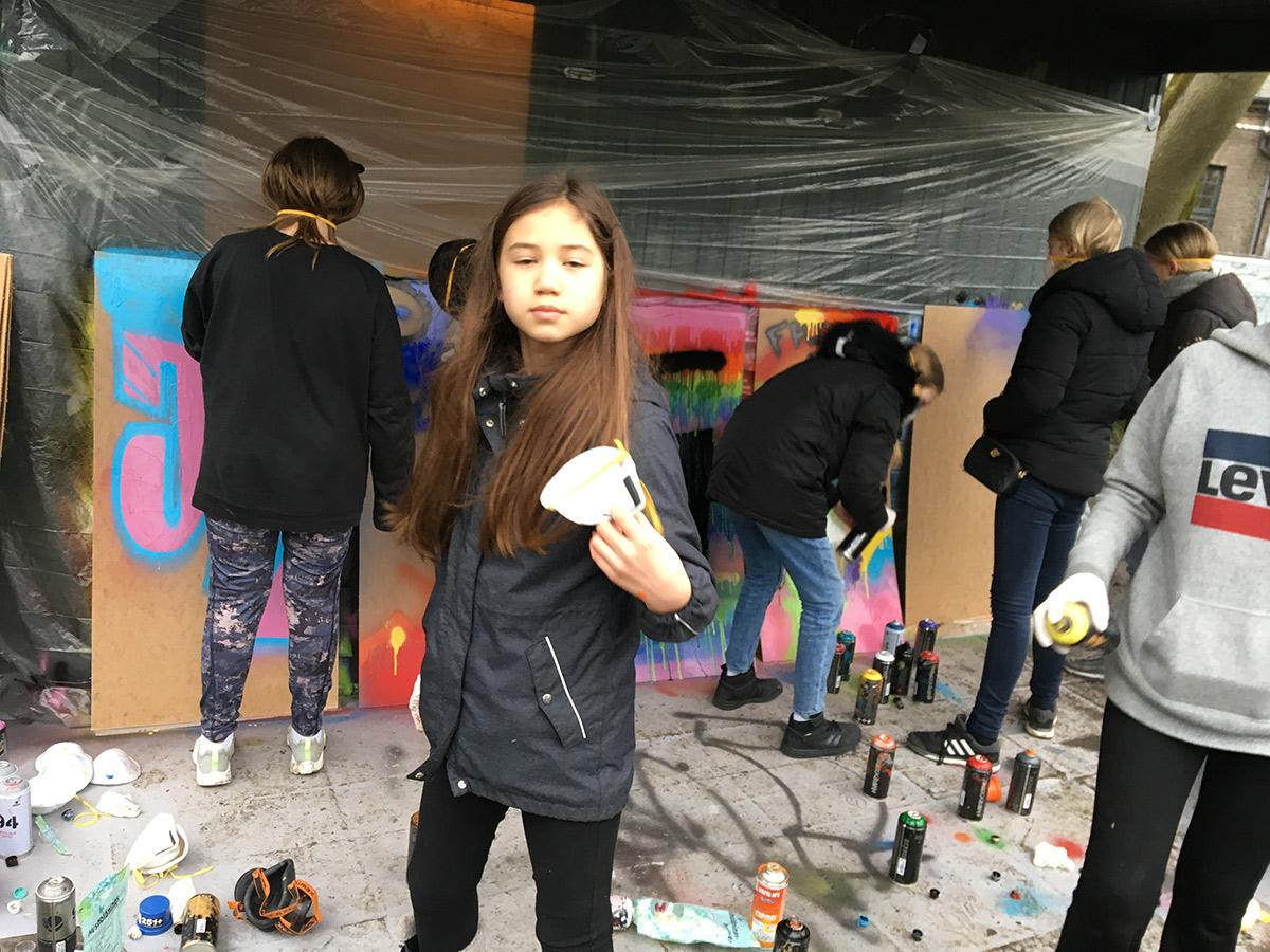 graffiti workshop københavn