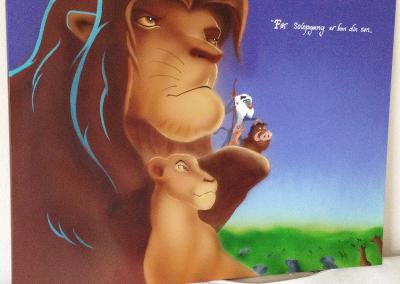 løverneskongemaleri