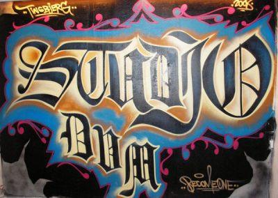 studio tingbjerg graffiti udsmykning
