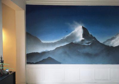vægmaleri-bjerge-4