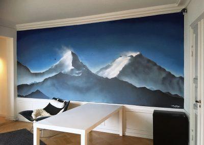 vægmaleri-bjerge-9