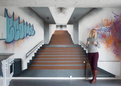 vanløse-vægmaleri