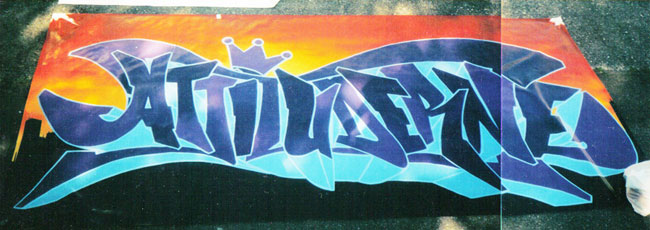 zentropa graffiti udsmykning