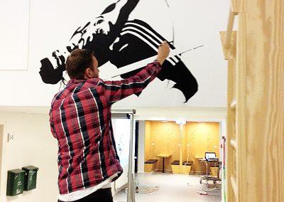 graffiti-kunstner